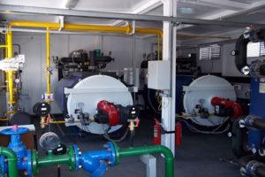 Обслуживание газоиспользующих установок