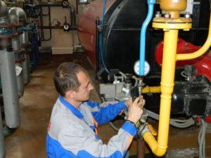 ремонт газовой котельной