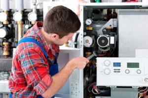 Монтаж газового оборудования